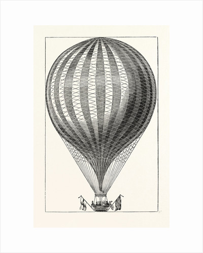 The Vauxhall Balloon by Anonymous