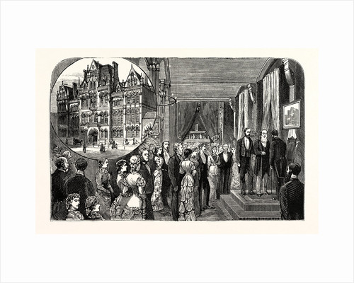 England: Opening of the Mason Science College Birmingham by Anonymous