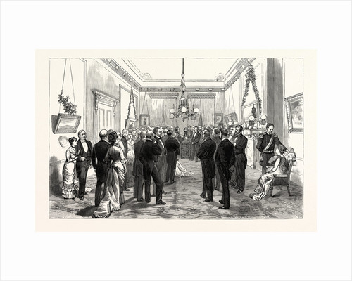 District of Columbia: Presentation of a Memorial Urn to Hon. Joseph R. Hawley Late Chief of the Centennial Exhibition Commission at Washington by Anonymous