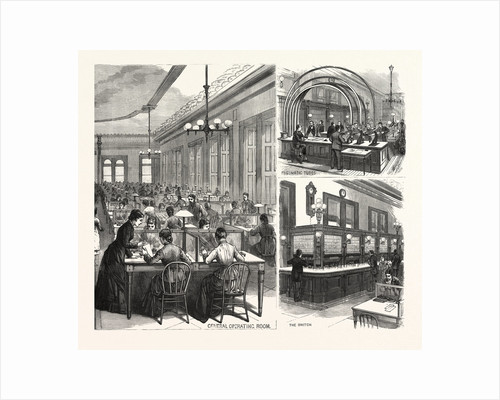 New York: The Western Union Telegraph Company by Anonymous