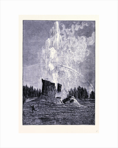 The Giant Geyser by Anonymous