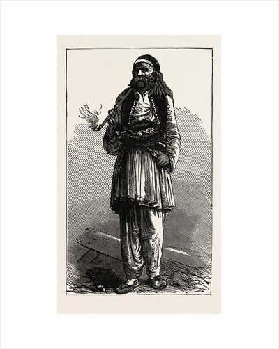 Albanian Peasant, Albania by Anonymous