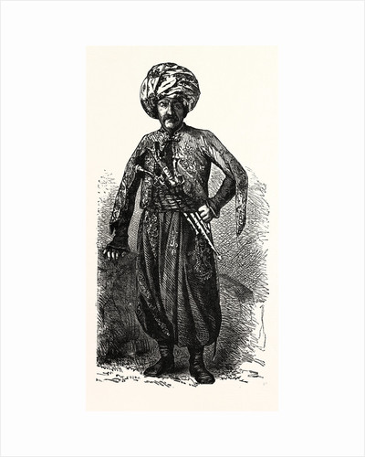Turkish Bey, Of Bitless, by Anonymous