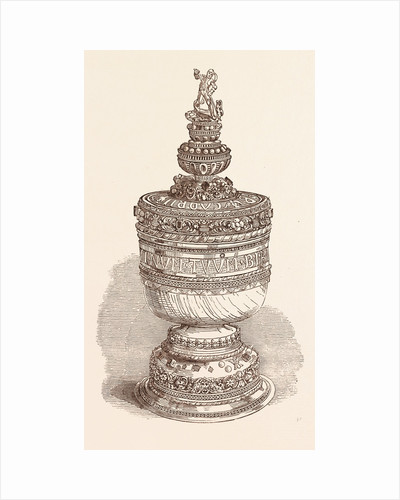 Thomas a Becket's Grace-Cup by Anonymous