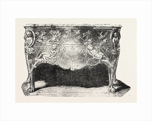 Commode, Louis XV. Hamilton Collection, Furniture by Anonymous
