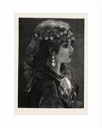 Egyptian, 19th Century, Lady by Anonymous