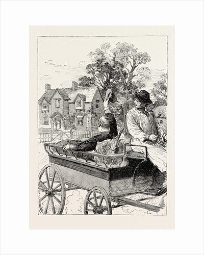 For My Host Speedily Devised the Plan of Forwarding Me to the Railway Station in a Farm Waggon, and I Was Reluctantly Compelled to Bid the Hospitable Homestead Farewell by Anonymous