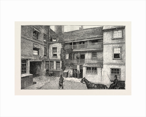 Garter Inn at Windsor by Anonymous