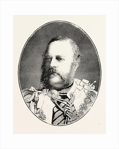 Edward Nugent Leeson, Sixth Earl. of Milltown by Anonymous