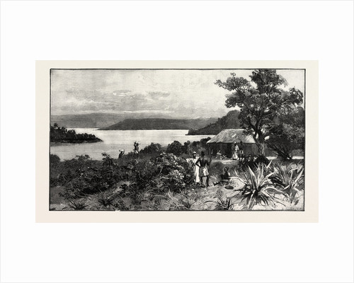 Central Africa, Kavala Island on Lake Tanganyika by Anonymous