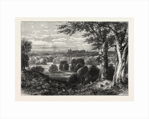 The Castle, from Bishopsgate by Anonymous