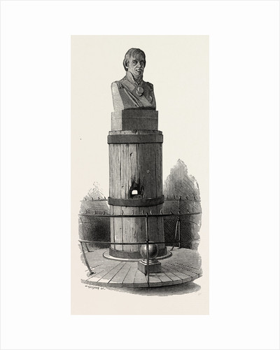 Nelson's Bust, Windsor by Anonymous