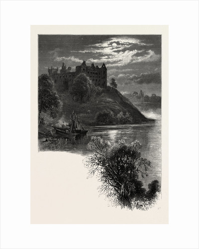 Linlithgow Castle, Edinburgh and the South Lowlands, Scotland, Great Britain by Anonymous