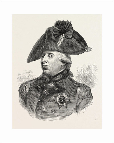 King George III by Anonymous
