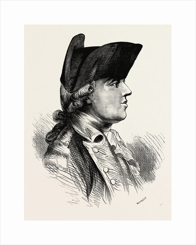 General Burgoyne Was a British Army Officer, Politician and Dramatist by Anonymous