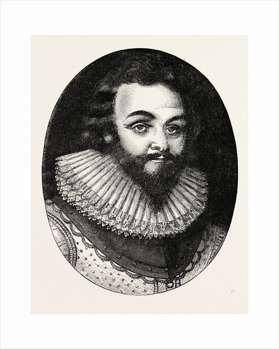 Sir Francis Drake by Anonymous