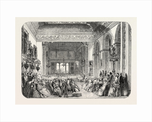 Matinee Musicale at Stafford House, Lancaster House, London by Anonymous