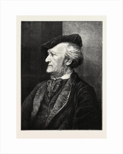 Richard Wagner,1813-1883, Musical Composer by Anonymous