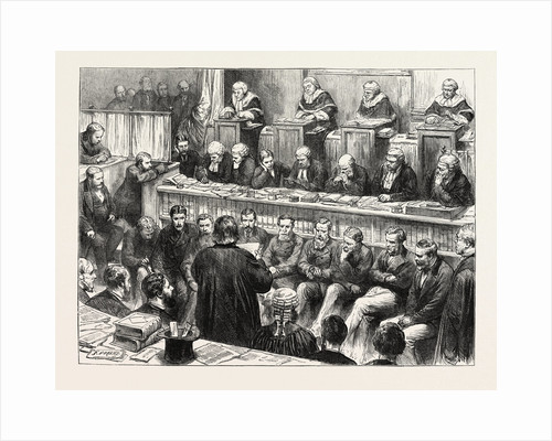 Contempt of Court: The Tichborne Claimant and Mr. Skipworth in the Court of Queen's Bench by Anonymous