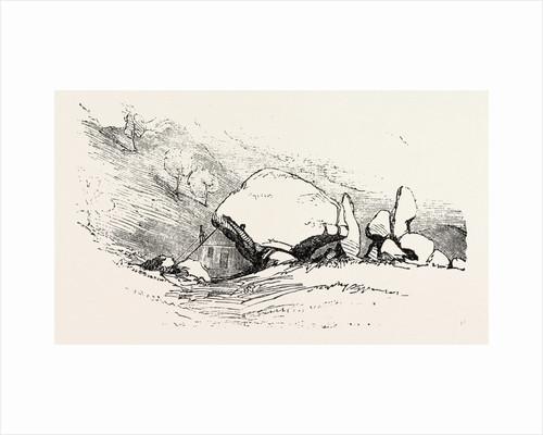 Bowder Stone, Lake District by Anonymous
