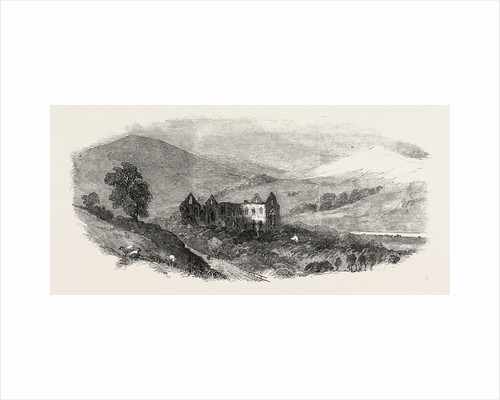 South Wales and Gloucester and Dean Forest Railway: Tintern Abbey by Anonymous