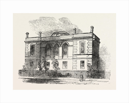 New College of Medicine and Practical Science, at New-Castle-Upon-Tyne by Anonymous
