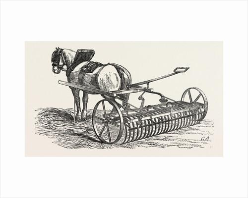 Howard's Horse Rake by Anonymous