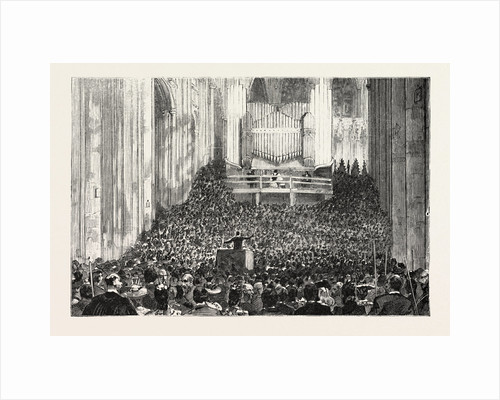 Eight Hundredth Anniversary of Winchester Cathedral: Musical Service in the Nave, UK by Anonymous