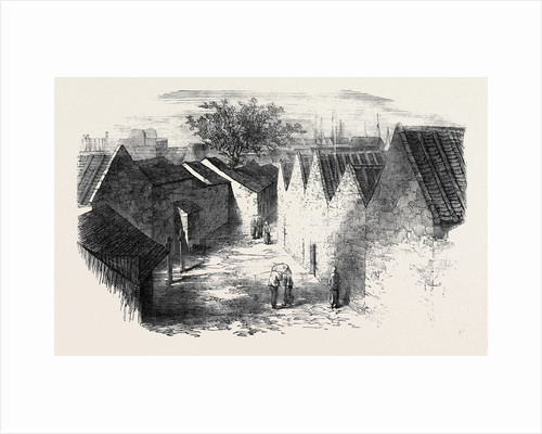 The Place of Execution, at Canton by Anonymous