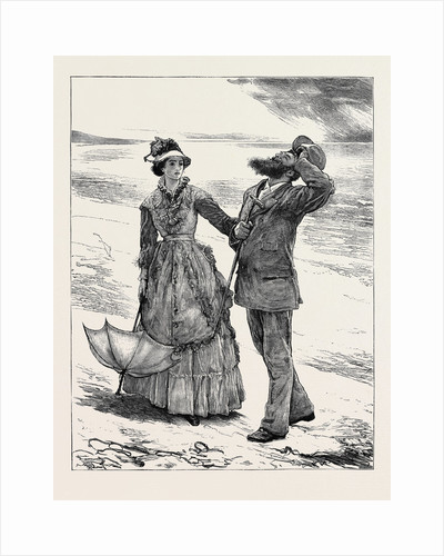Image Accompanying the Law and the Lady: A Novel, Chapter IV, on the Way Home by Anonymous