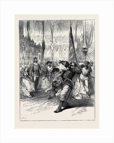 Plays of the Day: Richard Coeur De Lion, at Drury Lane, 1874 by Anonymous