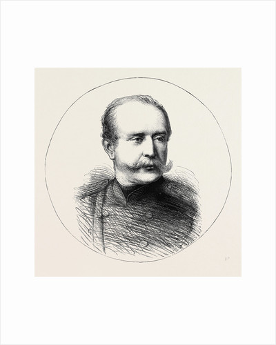 Count Pierre Schouvaloff, the New Russian Ambassador to England by Anonymous