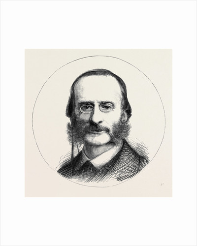 Composers of Opera Bouffe: M. Jacques Offenbach by Anonymous