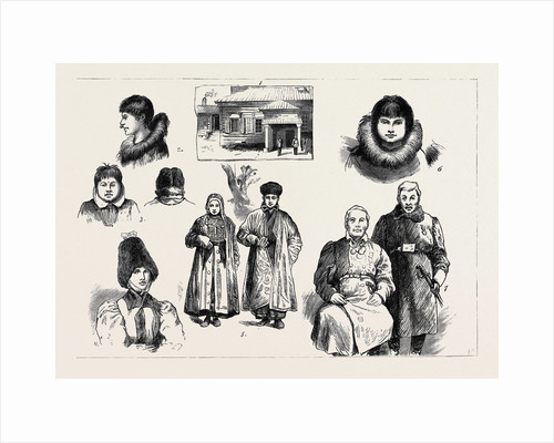 Life and Character in Western Siberia by Anonymous