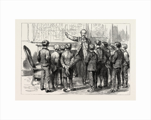 Gordon at Gravesend 1867: Teaching the Ragged Boys His Kings by Anonymous