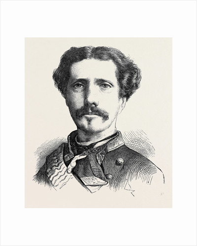Don Henri De Bourbon, 1870 by Anonymous