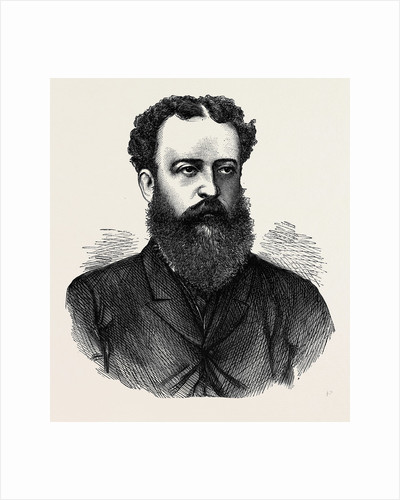 Edward Lloyd, 1870 by Anonymous