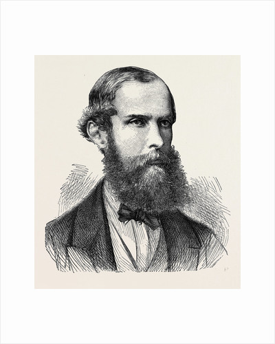 Edward H.C. Herbert, 1870 by Anonymous