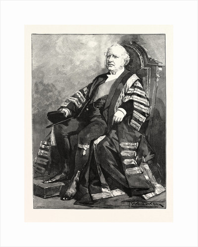 The Late Earl Granville As Chancellor of the University of London. by Anonymous