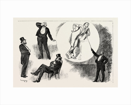 Lecture by Mr. Harry Furniss on the Humours of Parliament by Anonymous