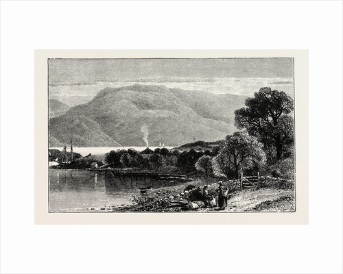 View Near Stavanger by Anonymous