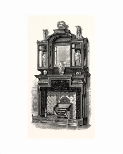 Messrs. G. Trollop And Sons, Chimney Piece by Anonymous