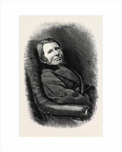 John Ruskin by Anonymous