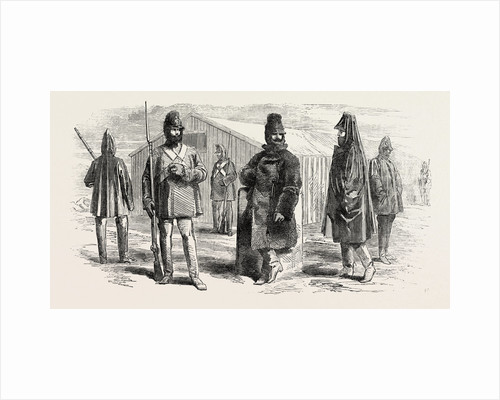 The Crimean War: Winter Clothing for the British Troops in the Crimea 1854 by Anonymous