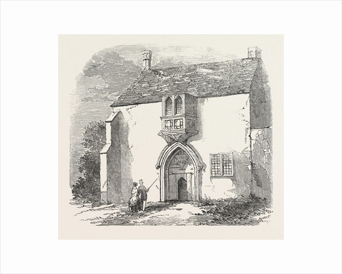Nash Priory, Near Yeovil 1853 by Anonymous