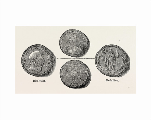 Coins of the Roman Republic and the Empire by Anonymous