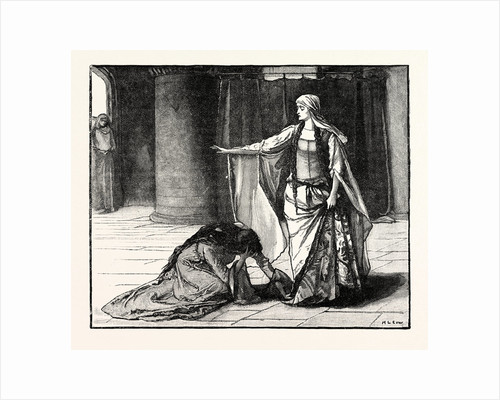 Interview Between the Empress Matilda and Queen Maud by Anonymous