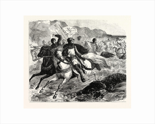 The Disaster to John's Army at the Wash by Anonymous