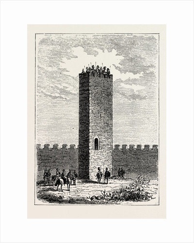 Roman Watch-Tower. by Anonymous