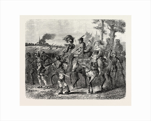 The Jacquerie: Company of Insurgent Peasants by Anonymous